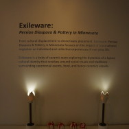 Exileware: Persian Diaspora & Pottery in Minnesota